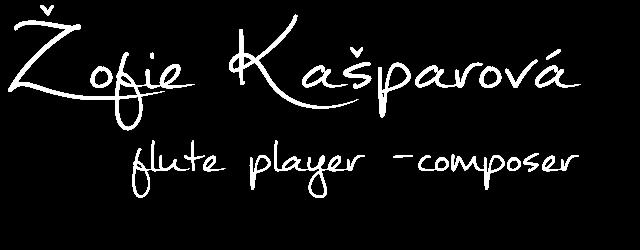 Žofie Kašparová